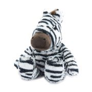 Warmies Cozy Plush Zebra Microwaveable Soft Toy
